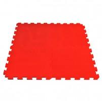YATE Fitness Homefloor SET 4 ks/balení, červená