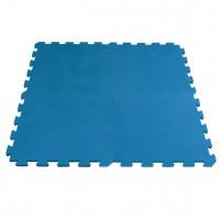 YATE Fitness Homefloor SET 4 ks/balení, modrá