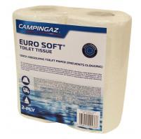 Toaletní papír Euro Soft - 4 role