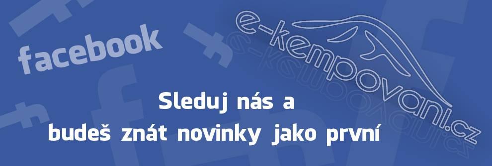 E-kempovani.cz - facebook