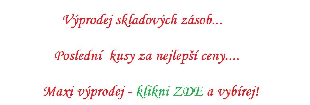 E-kempovani.cz - VÝPRODEJ
