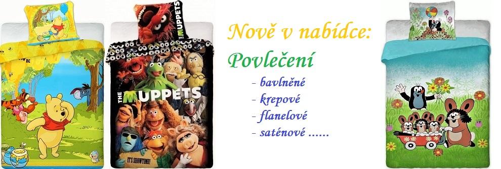E-kempovani.cz - Povlečení