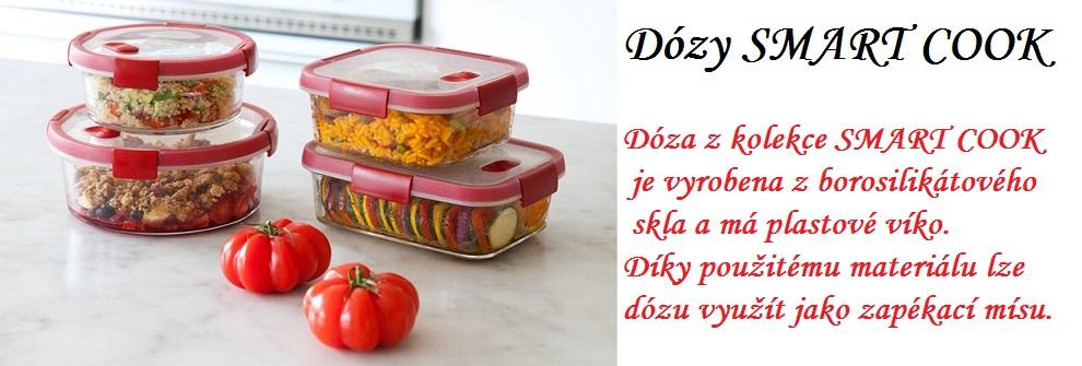 E-kempovani.cz - Dózy Smart Cook