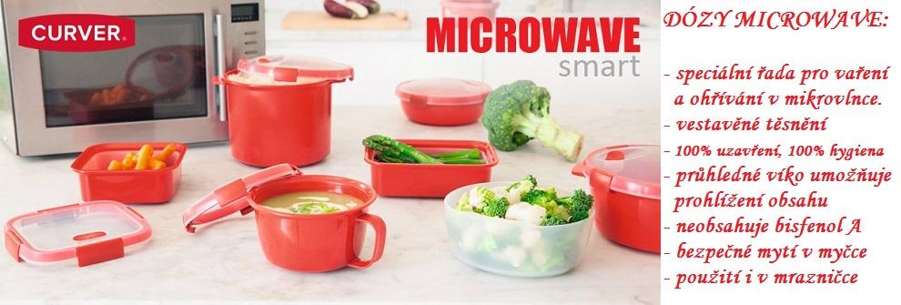 E-kempovani.cz - Dózy Microwave